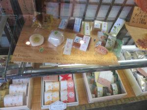大阪産に認定されている和菓子も