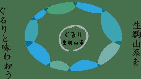 ぐるりと味わおう生駒山系を:ぐるり生駒山系